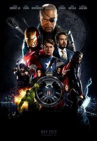 Quel est le titre de ce film (sorti le 25 avril 2012) qui réunit plusieurs super héros