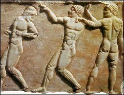 Quelle est la date des premiers Jeux olympiques ?
