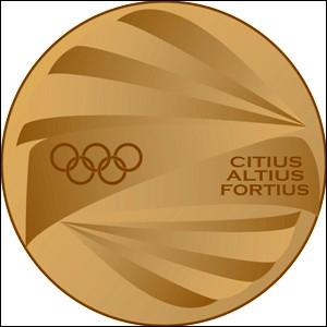Que signifie la devise des JO : ''Citius, altius, fortius'' ?
