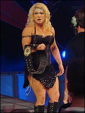 Au Royal Rumble 2010, à quelle place est rentré cette diva ?