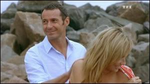 Sur la plage, qu'a demandé Laurence à Thomas ?