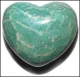 Je suis principalement de couleur jade.