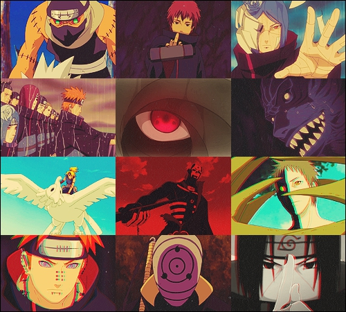 Qui est le vrai leader de l'Akatsuki ?