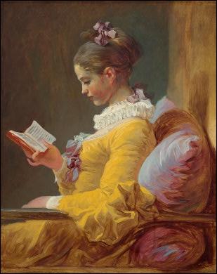 Qui a peint  La liseuse  ?