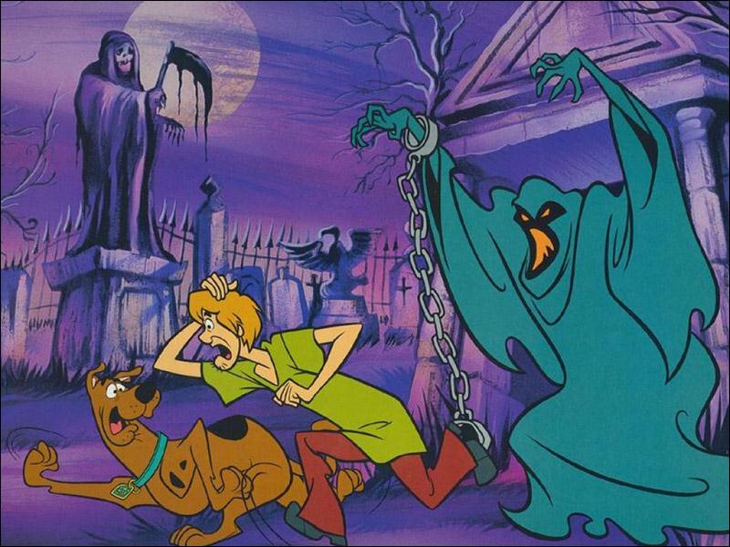 Dans le dessin animé  Scooby-Doo , quel prénom n'est pas porté par l'un des quatre acolytes humains.
