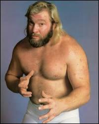 Quel fut le dernier match de Big John Studd à la WWF ?