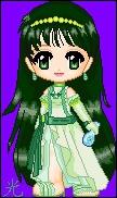 Comment s'appelle la princesse à la perle verte ?