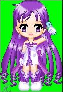 Quelle est cette mini Mermaid Melody ?