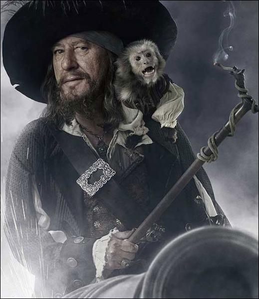 Dans  Pirates des Caraïbes 1  Hector Barbossa et son équipage sont maudits, pourquoi ?