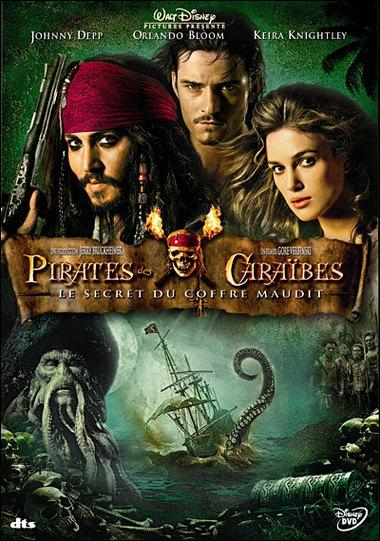 Combien de minute dure :  Pirates des Caraïbes 2  ?