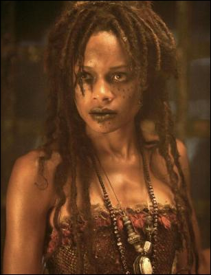 Dans quel  Pirates des caraïbes  voit-on pour la première fois  Tia Dalma  ?