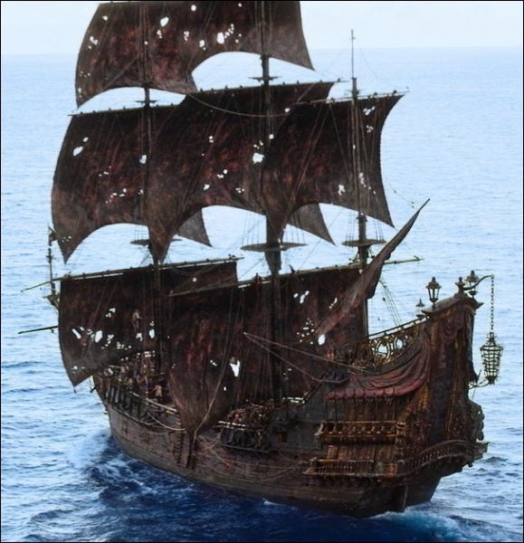 Quel est le nom du bateau ?
