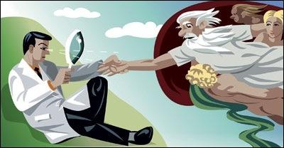 Quelle est la figure de style présente dans la phrase d'Albert Einstein  La science sans religion est boiteuse, la religion sans science est aveugle.   ?