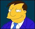 Comment s'appelle la maire de Springfield ?