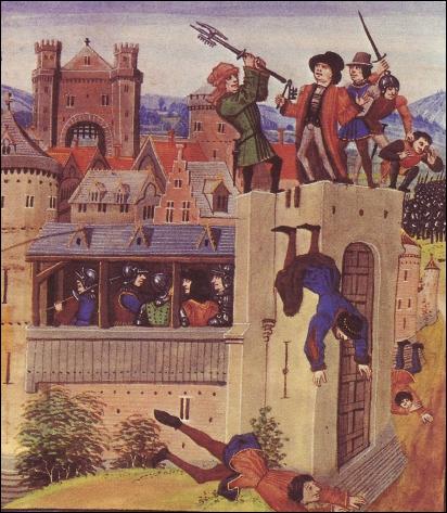 Toujours Place de l'Hôtel-de-Ville, c'est là que fut créée la première municipalité de Paris, en 1260. Quel monarque confia l'admnistration de la ville à la corporation des marchands d'eau ?