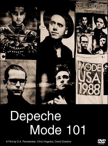 Quelle est la date du concert de Depeche Mode  101  ?