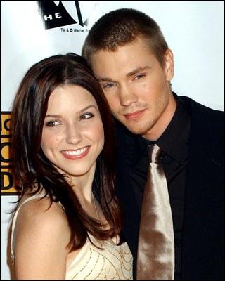 Dans quelle série se sont rencontrés Sophia Bush et Chad Michaël Murray ?