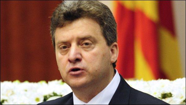 Qui est ce président macédonien ?