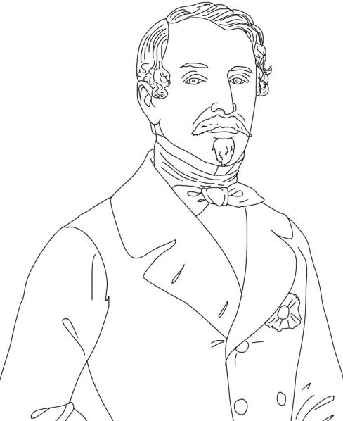Présidents français en dessins