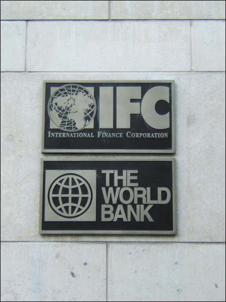 Qui a été désigné le 16 avril à la tête de la Banque mondiale ?