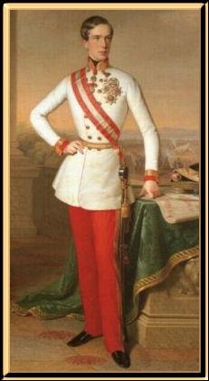 Quel est le lien de parenté qui l'unit à son futur mari l'Empereur François Joseph Ier ?
