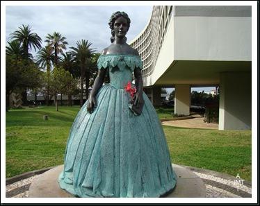 En 1860, Sissi tombe malade. Quel est le premier endroit où elle s'est rendue pour se soigner ?