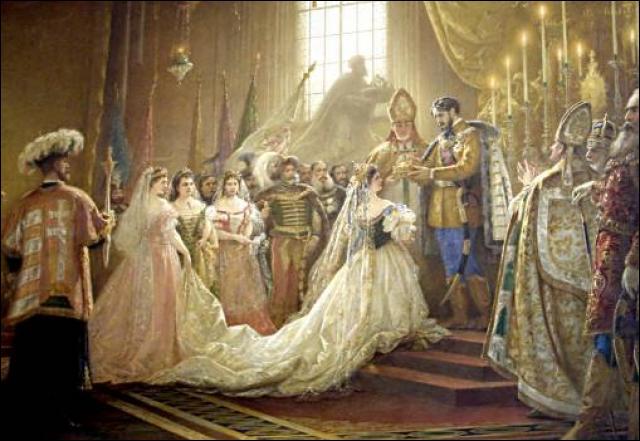 Le 8 juin 1867, elle est couronnée reine (et François Joseph, roi). Mais de quel pays s'agit-il ?