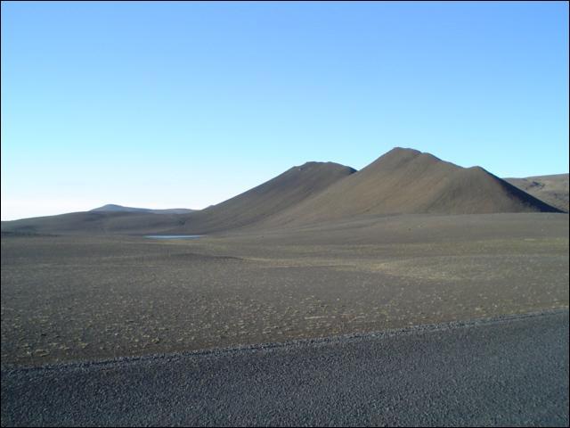 Où se trouve ce paysage lunaire digne d'un film de science-fiction ?