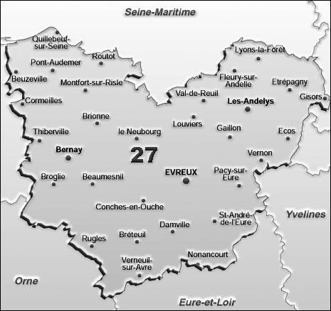 . ( département 27)