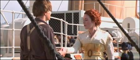 Le lendemain, lorsque Jack & Rose discutent, Rose découvre un talent chez Jack; lequel ?