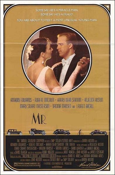 Monsieur ... ... Film américain de 1988 avec Anthony Edwards, Robert Mitchum, Lauren Bacall.