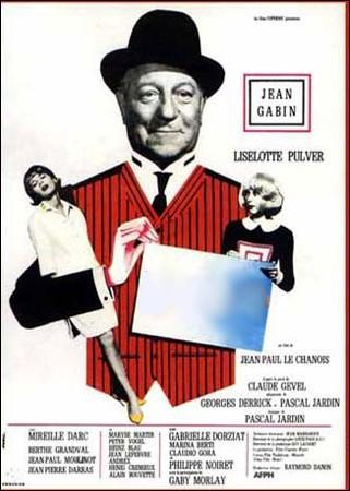 ... ... Film de Jean-Paul Le Chanois sorti en 1964 avec Jean Gabin.
