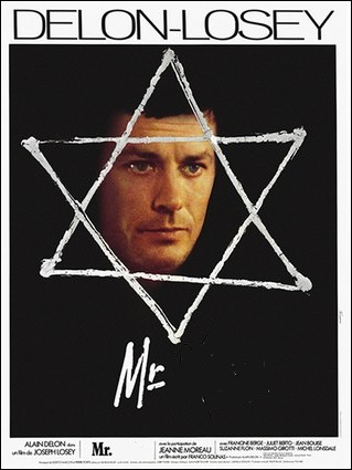 Monsieur ... ... Film de Joseph Losey avec Alain Delon et Jeanne Moreau .