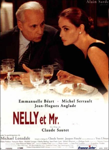 Nelly et Monsieur ... ... Film de Claude Sautet de 1995 avec Michel Serrault et Emmanuelle Béart.