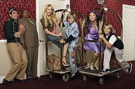 Les séries de Disney Channel