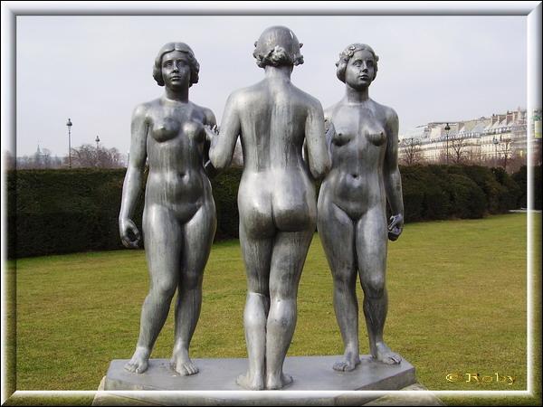 Les Trois Grâces, 1938