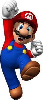 Les personnages de la famille de Mario