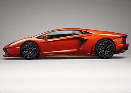 Quelle est cette Lamborghini ?