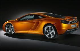 Quelle est cette McLaren ?