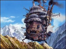 Dans quel film apparaît cette drôle de machine ?