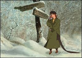 Pendant ce temps où est Anastasia ?