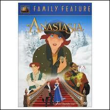 Pourquoi Anastasia n'est-elle pas allée à Paris avec sa grand-mère ?