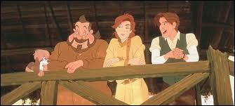 Pourquoi Dimitri et son ami cherchent-ils Anastasia (une fille qui lui ressemble) ?