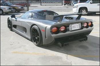 Et pour finir, cette voiture est la plus puissante au monde. Mais combien de chevaux délivre-t-elle ?