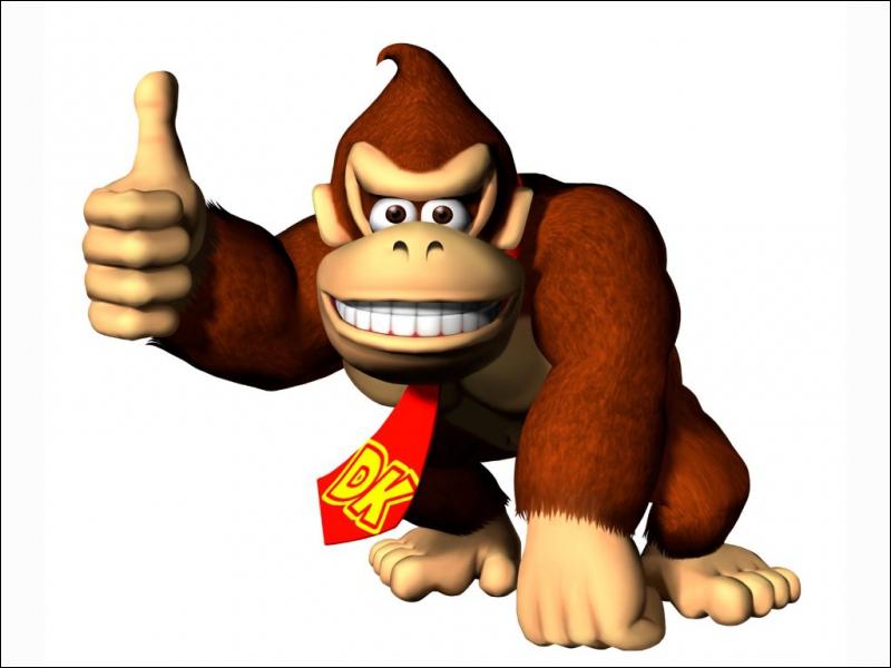 Et ce célèbre singe ?