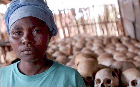 Évènements du XXe siècle : Dans quel pays est-il survenu un génocide en 1994, dû aux affrontements entre les Hutus et les Tutsis ?