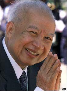 Personnalités du XXe siècle : De quel pays asiatique est le prince Norodom Sihanouk ?