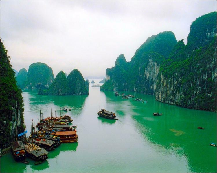 Géographie : Avec ses 7, 4 millions d'habitants en 2005, quelle est la métropole du Vietnam ?