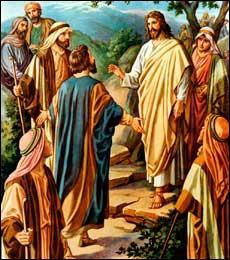 Théologie : Dans la nuit du jeudi au vendredi saint, Jésus prédit à Pierre qu'il le reniera un certain nombre de fois avant que le coq ne chante. Combien de fois Pierre le reniera-t-il ?