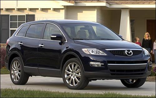 Moins connue que d'autres, Mazda ne se vend tout de même pas mal. Quel est ce véhicule ?